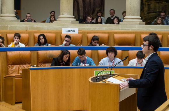 """Imagen de """"Final del Torneo de debate Unirioja"""" 45"""