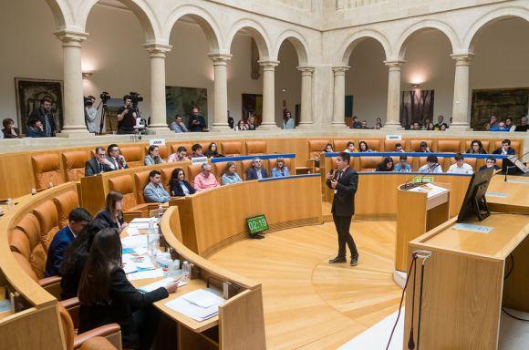 """Imagen de """"Final del Torneo de debate Unirioja"""" 78"""