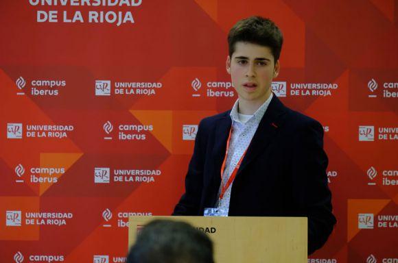 """Imagen de """"Torneo de debate Unirioja"""" 94"""