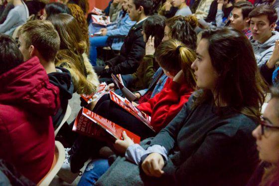 Charla Informativa, Colegio Santa María, Marianistas